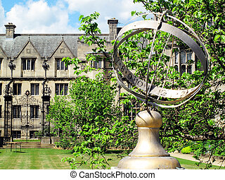 Merton College Oxford University was founded in 1260 by...