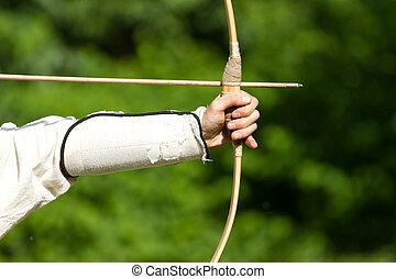 apontar, archers, ,