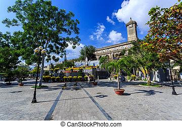 King Cathedral (Stone Church), Nha Trang, Vietnam - King...