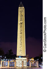 Obelisk of Theodosius in Istanbul - Turkey