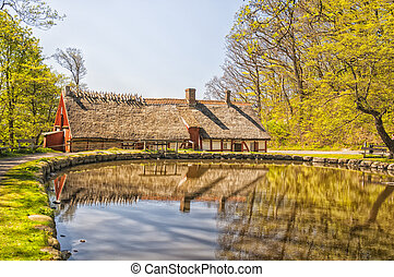 Helsingborg Cottage Millhouse - An old cottage millhouse in...