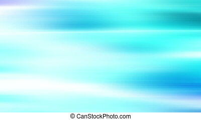 Blue Looping Abstract Streaks