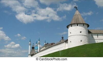 Kremlin in Kazan, Russia
