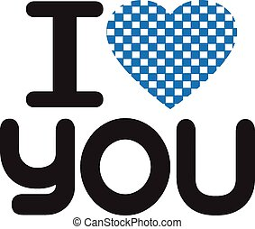 I Love You Stock Illustrations and Vector Art