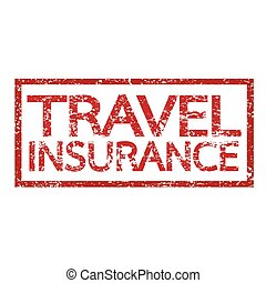 Travel insurance  word