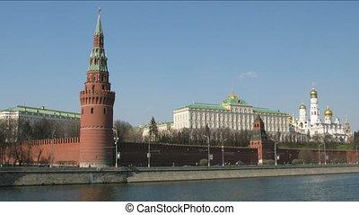 Kremlin time lapse