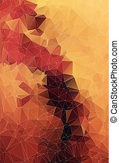 bstract polygonal background Triangles background for web...