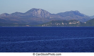Peljesac Peninsula, near Dubrovnik, Croatia - Panorama of...