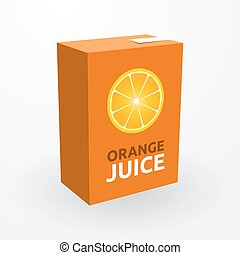carton of orange juice