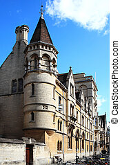 Balliol College, Oxford University - Oxford...