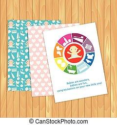 Baby Congratulations Cards
