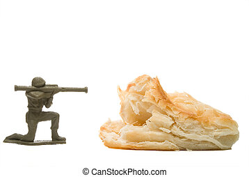Military Biscuit - A delicious and freshly baked Military...
