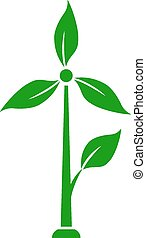 Green energy concept