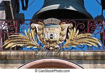 Grosse Cloche door at Bordeaux, France