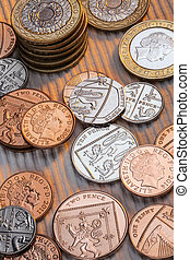 British Coins - United Kingdom - Selection of British coins...
