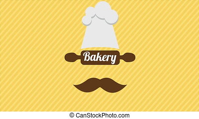 Bakery Video animation - Bakery cook, Video animation, HD...