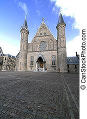 De ridderzaal op het binnenhof - The Hague,The...