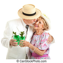 Kentucky Derby - Southern Seniors Kiss - Southern senior...