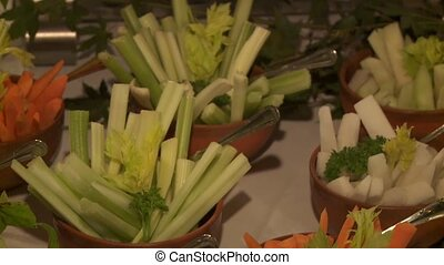 Buffet, vegetables - Buffet