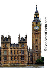 Big Ben - Westminster, London