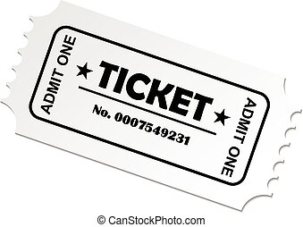 Ticket Vector Clipart EPS Images. 22,951 Ticket clip art vector ...