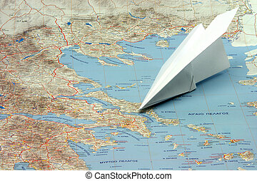 travel to greece by plane - travel to greek islands by...