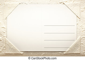 Natural rough textured paper background for photo