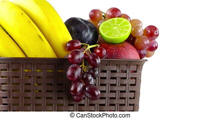 Fruits All Together