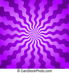 Lollipop background - Lollipop radial spiral colored curved...