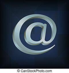 E-mail Symbol Icon