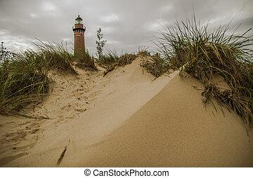 Lake Michigan Sand Dunes