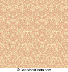 Vintage luxury lace background