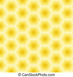 Abstract Yellow Pattern, vector - Abstract Yellow Pattern on...