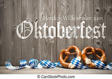 Oktoberfest, Plano de fondo