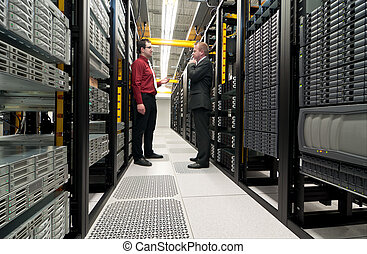 Datacenter discussion