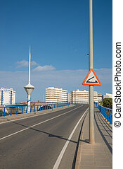 puente levadizo,