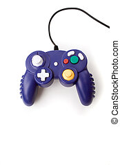 Video Game Controller - A video game controller game pad...