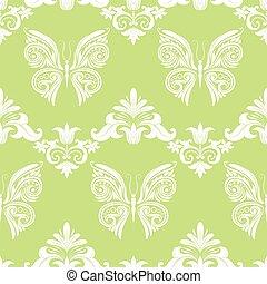 Butterfly Ornament Pattern