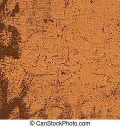 Scratchy Brown Texture - Distressed Color Texture for your...