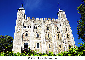 Tower of London - The Tower of London, England, UK, built by...
