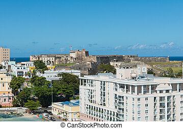 San Juan - Port of San Juan, Puerto Rico