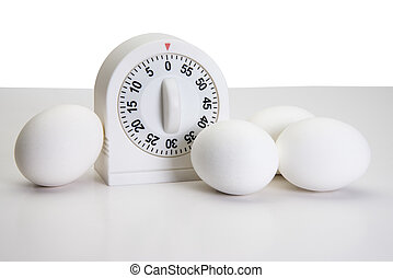 Kitchen Timer - Kitchen egg timer and tools for boiling eggs...