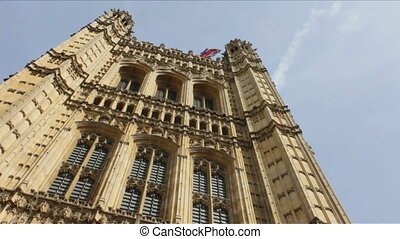 Tower of Houses of Parliament 1 - Tower of Houses of...