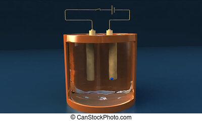 Electrolytic refining - Refining consists of purifying an...