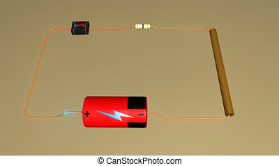 Current carrying current - Electric energy is carried by...
