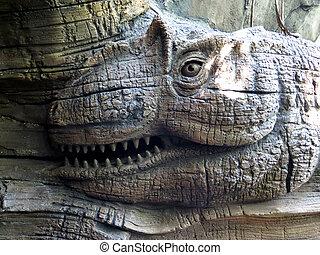 Tyrannosaurus, Rex,