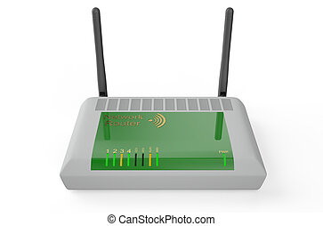 Wireless modem/router