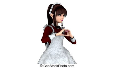 maid - image of maid.