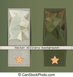 Abstract military camouflage background. Vector EPS10.