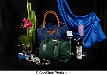 Fashionable handbag composition